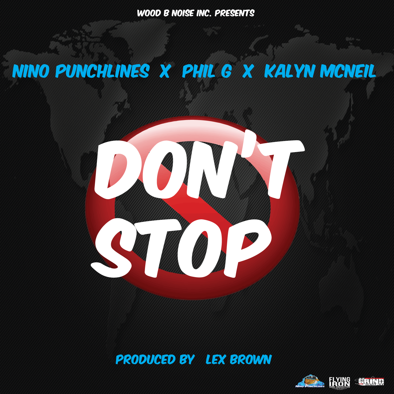 Nino Punchlines X Phil G Don't Stop-2